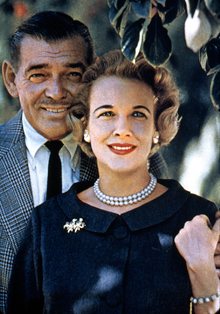 Image result for clark gable and kay williams